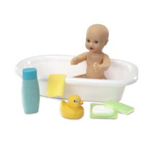 аксессуары для купания кукол мелисса даг