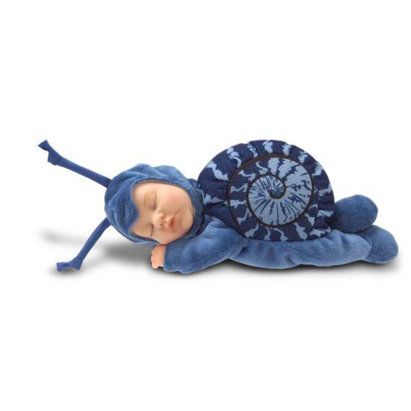 Анне геддес кукла детки улитки синий