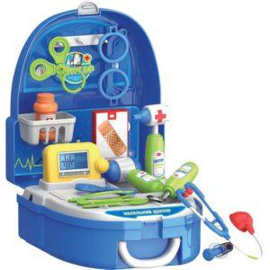 игрушка набор доктора пластик